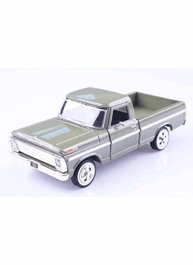 Model & Metal Araba-Motor Max